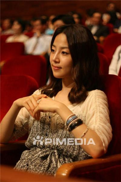 한지혜 '싸이보그 그녀' 보고 눈물 펑펑