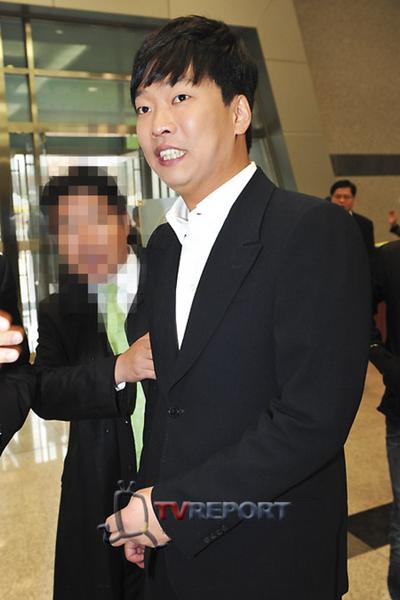 """[T포토]박준형 """"국립과천과학관 홍보대사에요"""""""