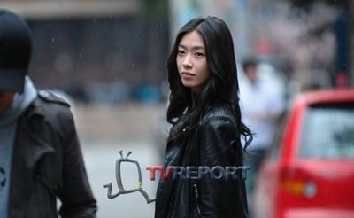 (매니저요청으로 잠시내립니다)김효서, '아.저.씨.' 원빈의 여자로 낙점