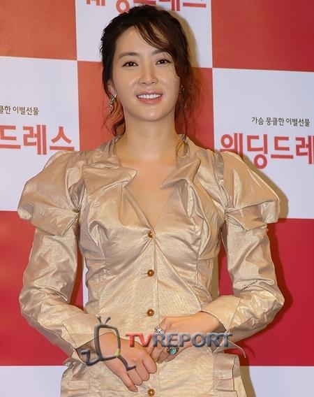 송윤아, 임신 5주째…백호랑이띠 2세 '경사'