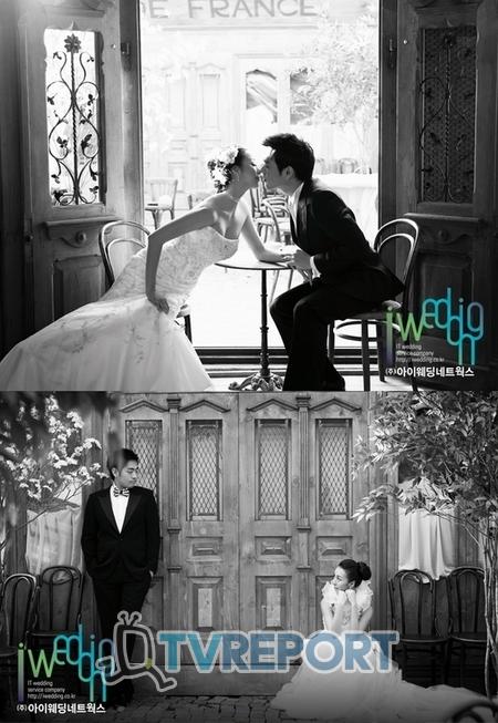 김이지 '증권맨'과 17일 결혼···베이비복스 총출동