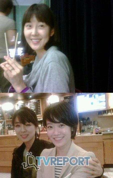 """오상진 아나 """"투쟁의 아이콘 최현정"""" 쌩얼 공개"""