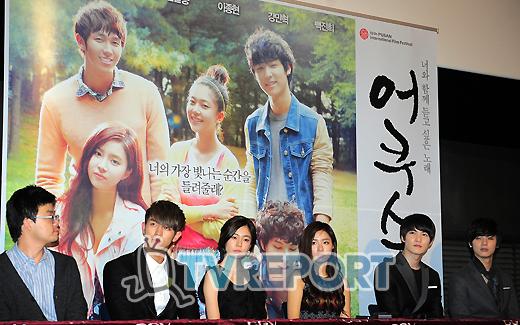 [T포토] 대한민국 대표아이돌 '어쿠스틱으로 만나다'