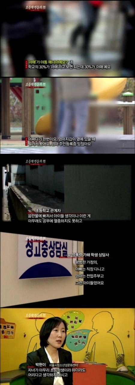 """'2580' 초등학생 음란물 중독 심각, """"엄마 주민번호 외워요"""""""