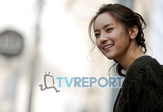 [T포토] 유하나 '봄 내음 가득한 미소'
