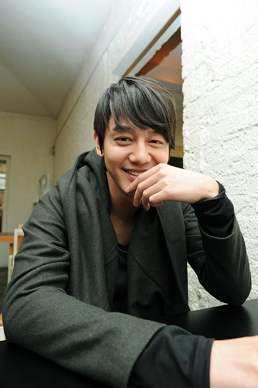 [T포토] 김재승, '감미로운 미소'