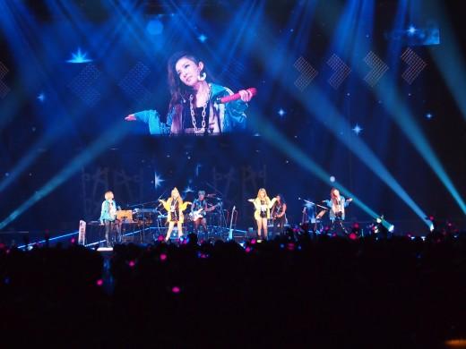 2NE1, 日 첫 투어 오사카 3만 6000명 '홀릭'