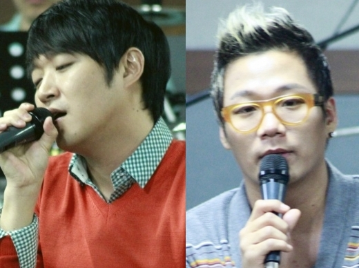 바이브, 10주년 콘서트 앞두고 연습사진 공개 '은근 훈남포스'