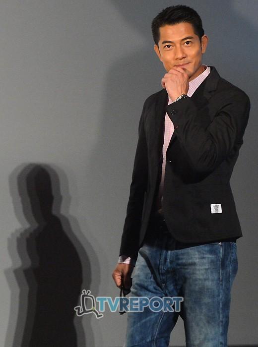 "[BIFF 17th] 양가휘 곽부성 ""홍콩영화 '콜드 워' 개막작 초청돼 영광이다"""