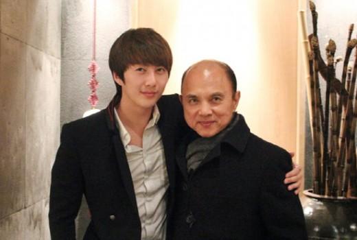 김형준, 놀라운 황금인맥…디자이너 지미추와 친분
