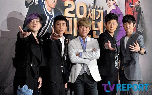 '20세기 미소년' 핫젝갓알지, '오빠'들이 돌아왔다!(종합)