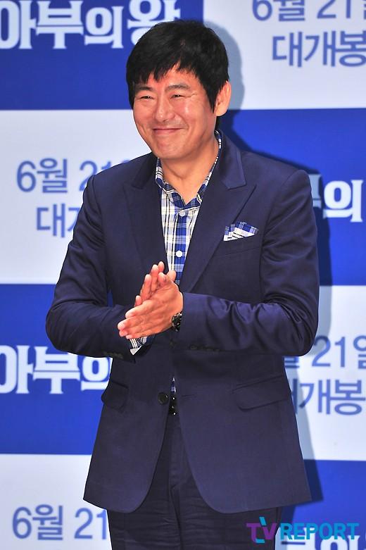"""'미스터 고' 성동일 """"김용화 감독 작품만 하면 아기 생겨"""" 폭소"""