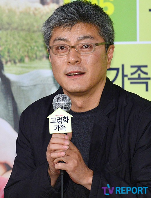 """'고령화가족' 송해성 감독 """"15세등급 위해 공효진 대사 수위조절"""""""