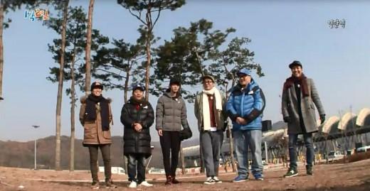 '1박2일' 시청률 대박..'진짜사나이'·'런닝맨' 꺾고 1위