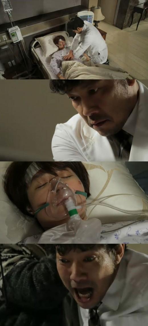 '엔젤아이즈' 김여진, 결국 안타까운 죽음 맞아 '가해자 누구?'