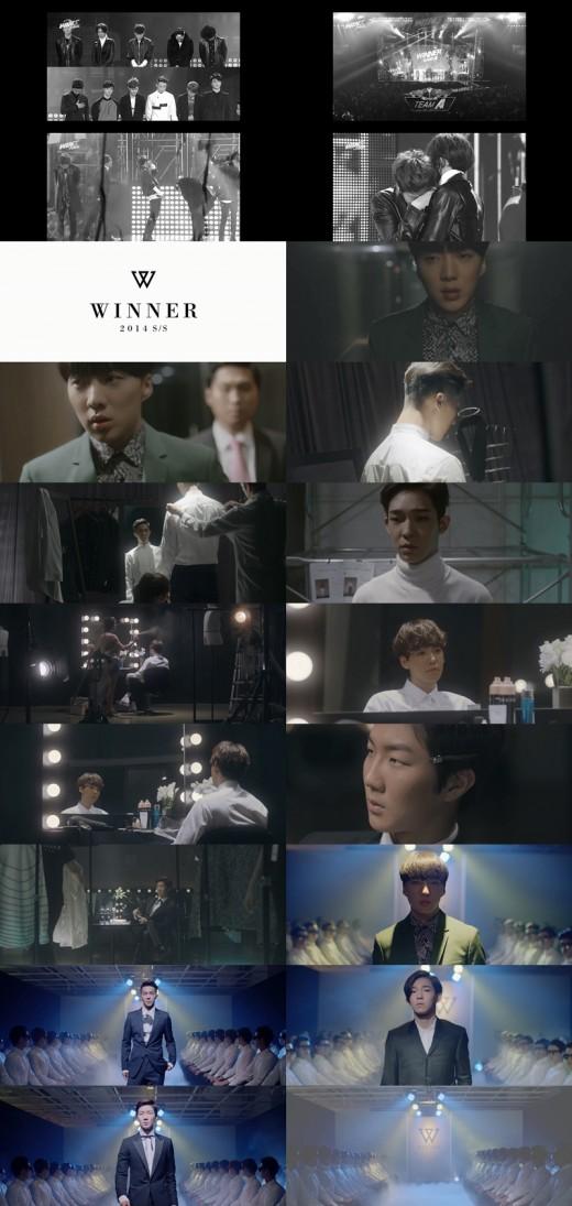 [핫100신곡] 위너 '공허해'-'컬러링', 이별직후 남자의 치열한 열병
