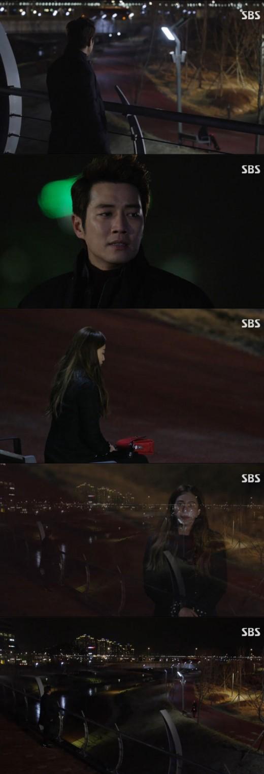 '미녀의 탄생' 주상욱-한예슬, 첫키스 장소서 재회 '사랑확인'