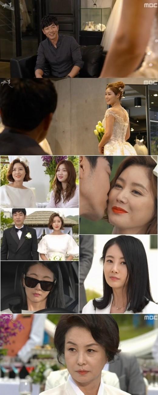 [TV줌인] '여왕의꽃' 김성령, 연적 등장 '이종혁 사수할까?'