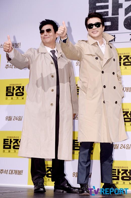 [단독] '탐정2' 나온다…성동일·권상우 한번 더 의기투합