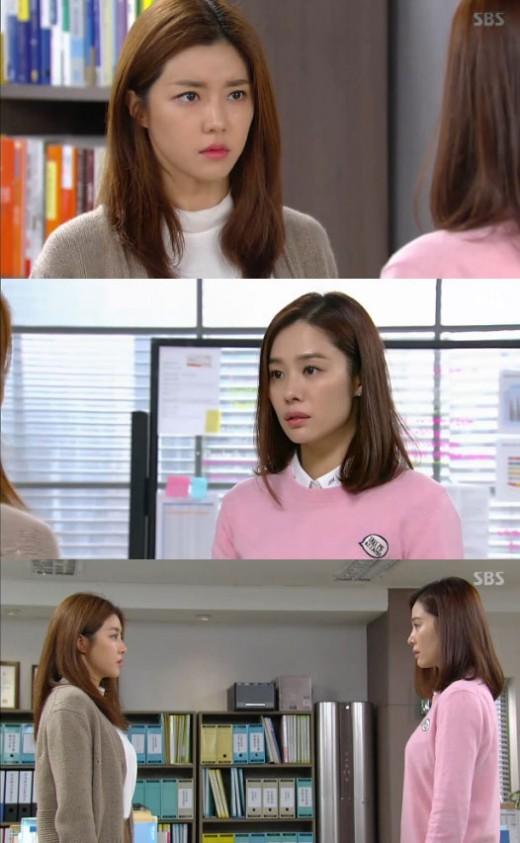 """'애인있어요' 박한별, 김현주 정체 알고 충격 """"당신이 두렵다"""""""