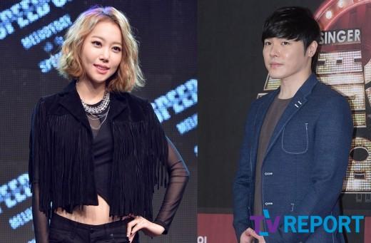 [단독] '복면가왕' 멜로디데이 여은, 휘성과 듀엣 러브송 발표