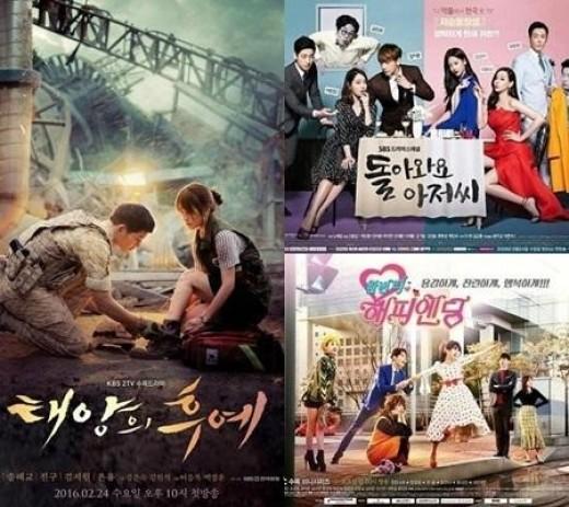 新수목 전쟁, '태후' 첫방 시청률 14.3% 1위…'돌저씨' 6.6%