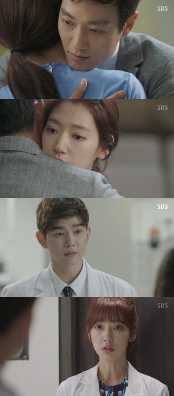 '닥터스' 김래원→박신혜←윤균상, 불붙은 삼각관계 [종합]