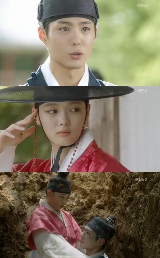 '닥터스' 벽 높았다…'구르미' 첫방 시청률 3위로 출발