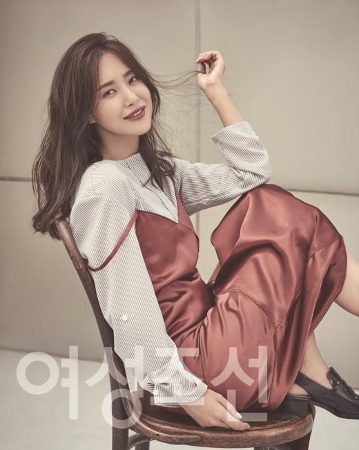 김윤서, 악녀→러블리 변신 '가을 타는 여자' [화보]