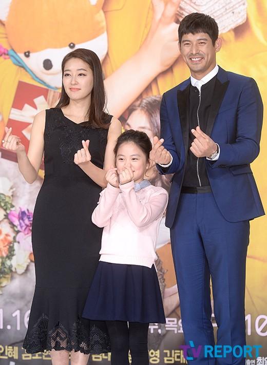 "[TV@픽] ""오지호X허정은 부녀 케미""…'오마이금비' 관전포인트 '셋'"