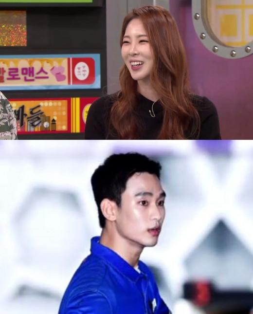 """'비디오스타' 신수지 """"김수현과 볼링 대결…완벽하게 이겼다"""""""