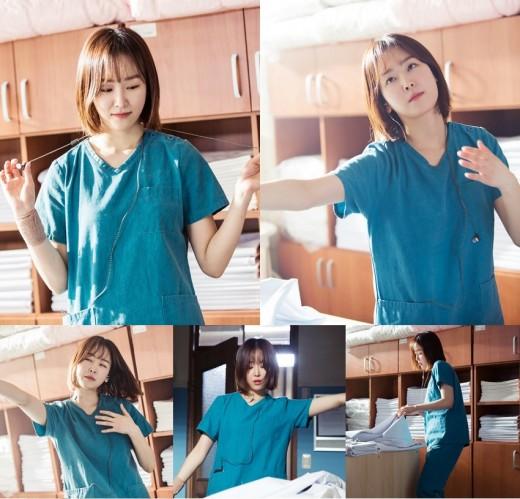 [TV@픽] '낭만닥터' 서현진, 흥 많은 그녀의 혼춤 삼매경