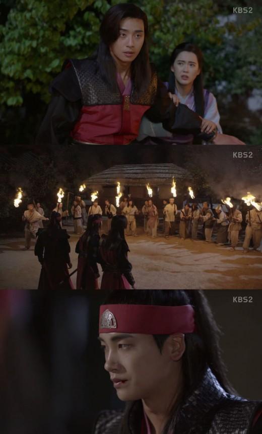'화랑' 박형식, 왕의 카리스마란 이런 것
