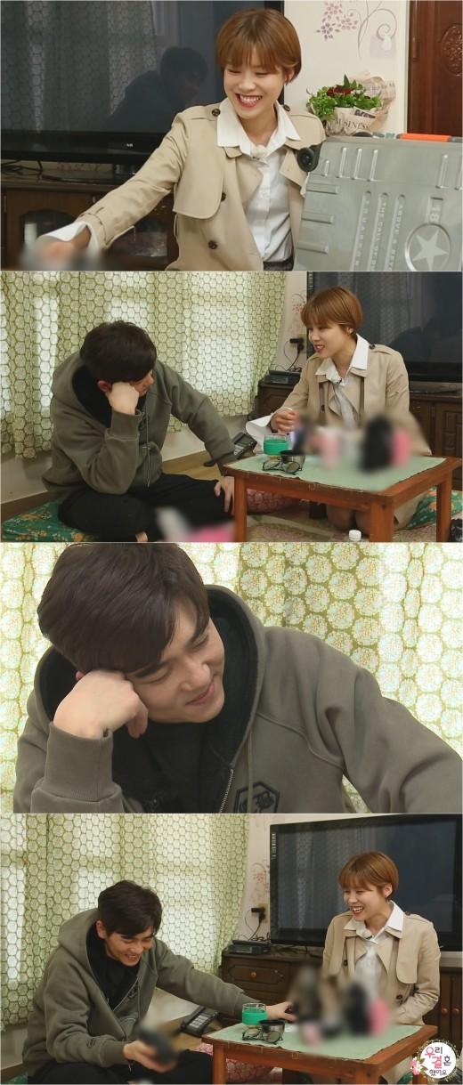 [TV@픽] 섬에 갇힌 '우결' 최민용♥장도연, 더 가까워졌다