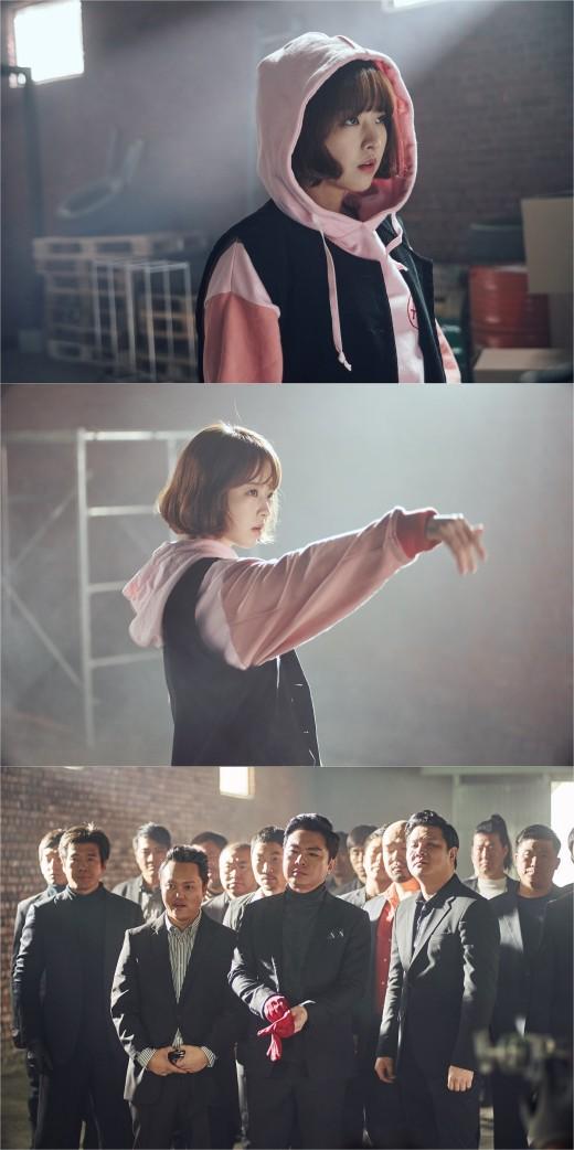 [TV@픽] '도봉순' 박보영 vs 임원희, 전설의 1:30 탄생할까