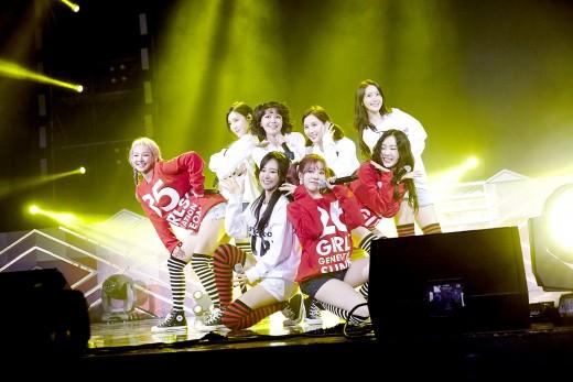10년이 지나도 여전히 소녀시대