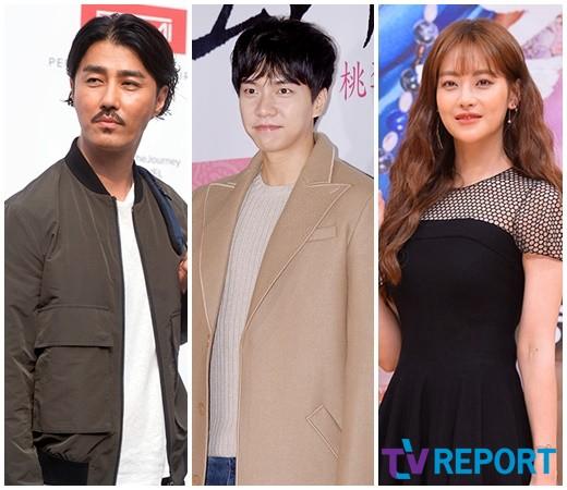 """[리폿@화유기] """"차승원X이승기X오연서 검토中"""" tvN 드림팀 될까"""
