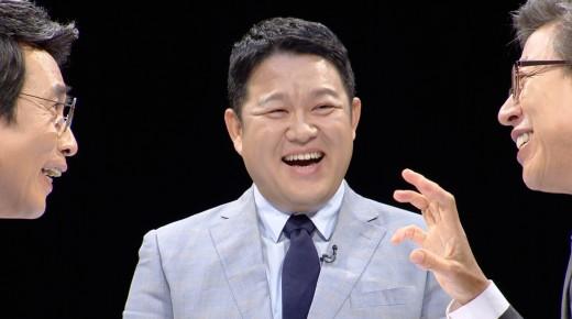"""'썰전' 김구라 """"첫 블랙리스트 명단에 내 이름 있었다"""" 고백"""