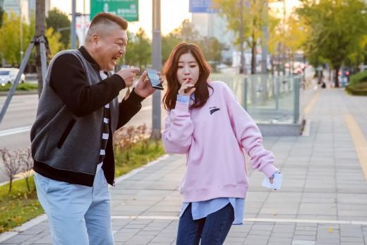 """""""이런 얘기 저런 얘기""""…'뭉뜬' 트와이스 다현, 리틀 호동 변신"""
