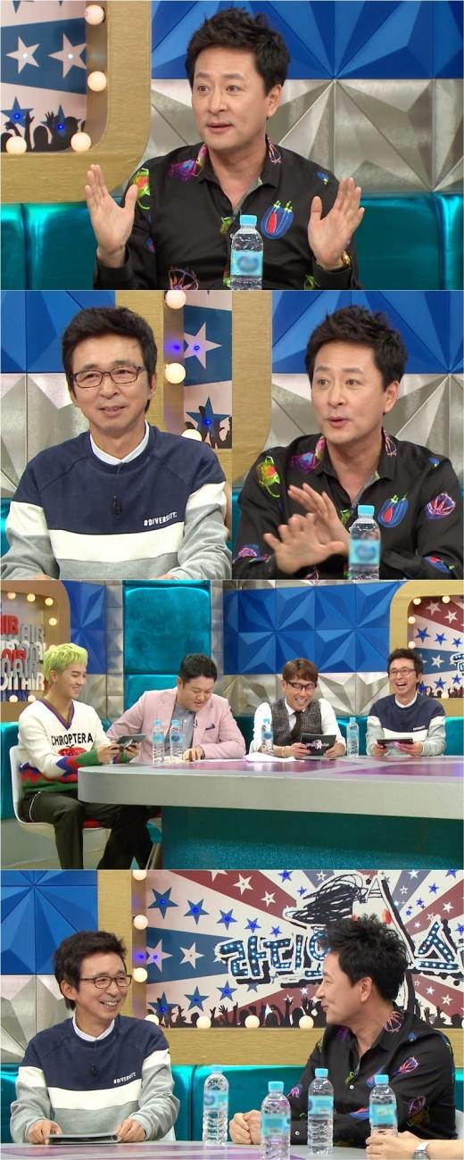 "[TV@픽] '라스' 김병세 ""20년째 솔로..이상형은 강수지"""