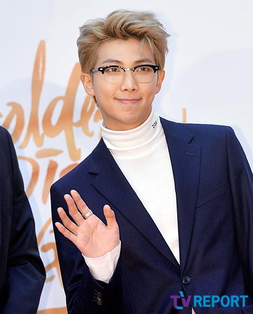 """[룩@재팬] 방탄소년단 RM """"日 '시그널' 주제가, 완벽한 곡 완성"""" 자신감"""