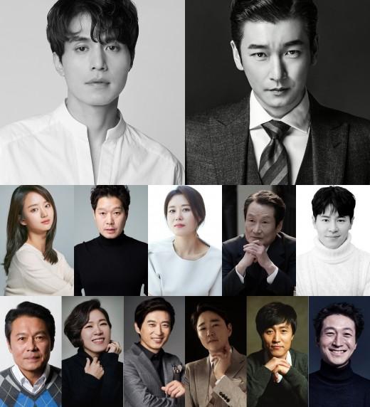 '라이프' 이동욱·조승우부터 원진아·이규형까지, 퍼펙트 라인업 [공식]
