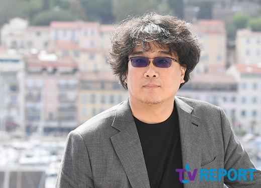 [T포토-인터뷰] '기생충' 봉준호 '칸이 선택한 남자'