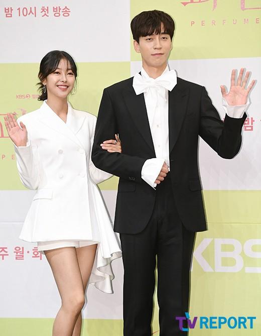 """""""생애 첫 로코 주연""""…신성록X고원희, '퍼퓸' 인생작 되나 [리폿@현장]"""