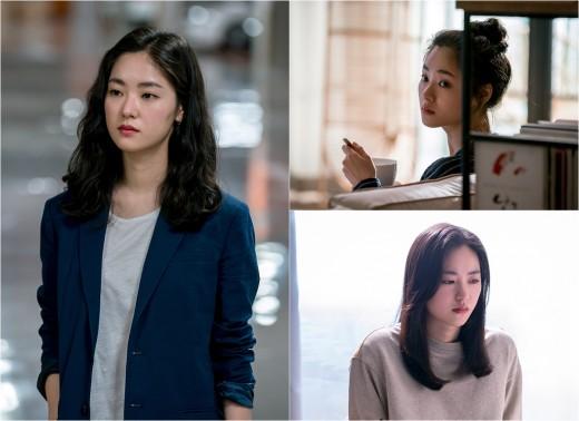 """충무로 샛별 전여빈, '멜로가 체질'로 첫 드라마 """"떨리고 영광"""""""
