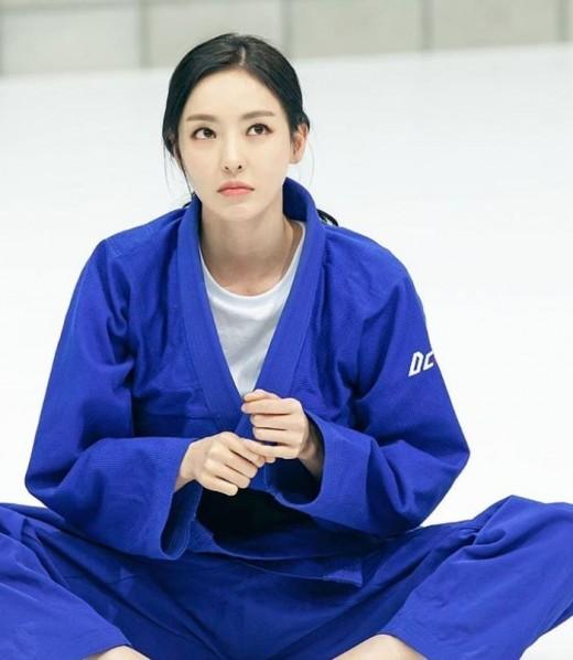 """""""마지막 '검블유' 데이""""…이다희, 비하인드컷 직접 공개"""