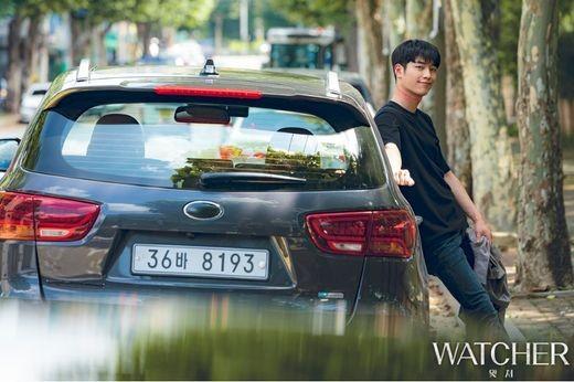 '왓쳐' 서강준, 첫 장르물에 호평까지…이유 있는 열연