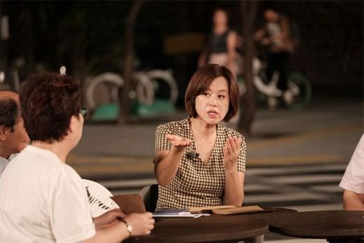 """'거리의 만찬' 박미선 """"지금 한일관계, 총알 없는 전쟁 같다"""" [TV@픽]"""