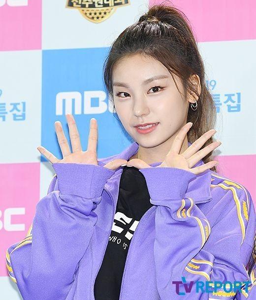 'JYP 있지' 예지, 8월 걸그룹 브랜드평판 1위…제니-화사 순