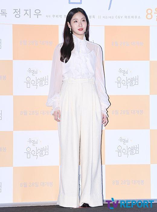 [T포토] 김고은 '청순미의 정석'